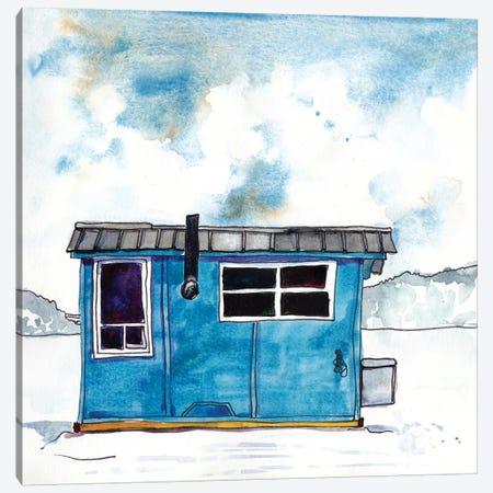 Cabin Scape III Canvas Print #PLM6} by Paul Mccreery Canvas Art