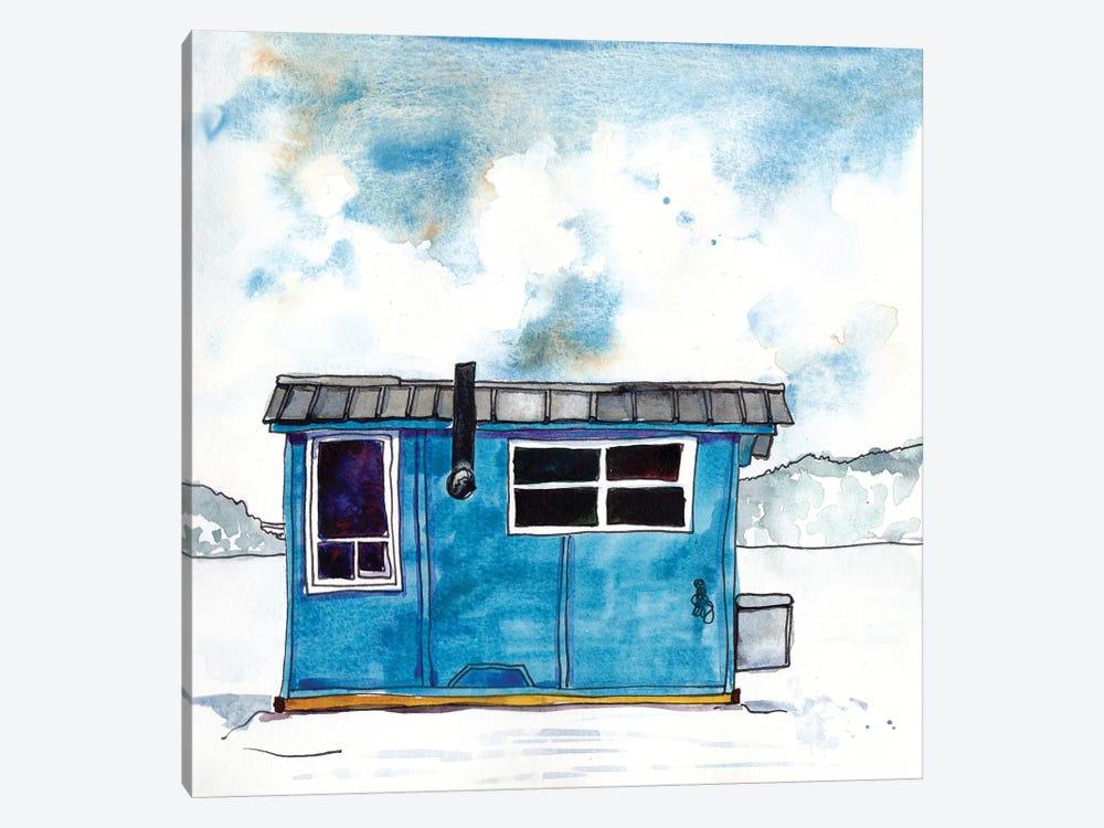 Cabin Scape III by Paul Mccreery 1-piece Canvas Artwork