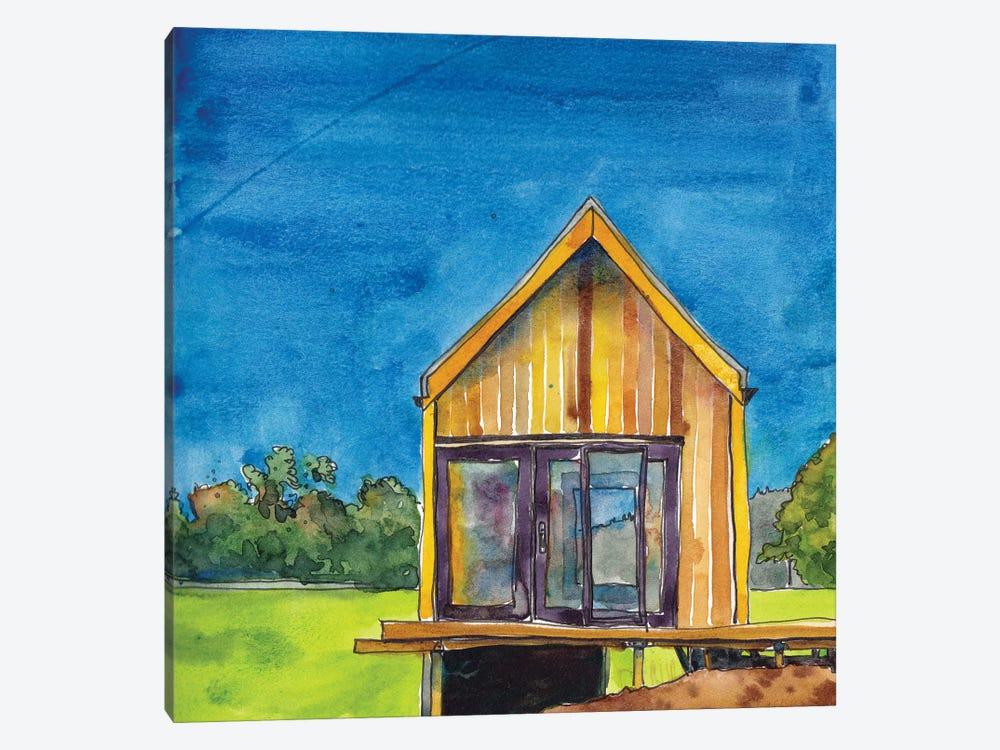 Cabin Scape VI by Paul Mccreery 1-piece Canvas Art Print