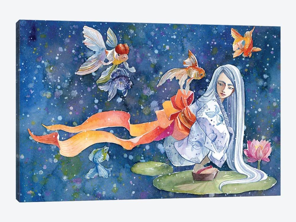 Summer Dream by Penelopeloveprints 1-piece Canvas Print