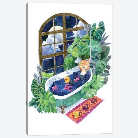 Bath Time Canvas Print #PLP1} by Penelopeloveprints Canvas Print