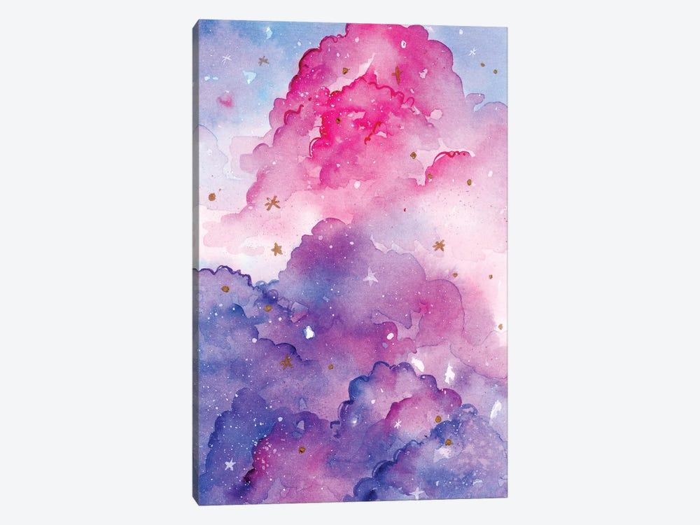 Star Clouds by Penelopeloveprints 1-piece Canvas Print