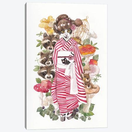 Yugata Canvas Print #PLP40} by Penelopeloveprints Canvas Art Print