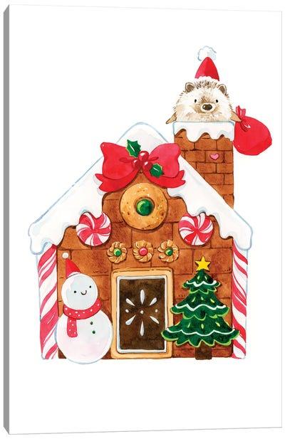 Merry Christmas Canvas Art Print