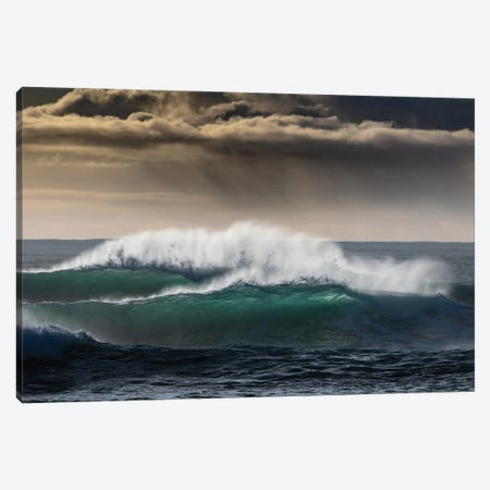 Double Strength 3-Piece Canvas #PLS9} by Marc Pelissier Canvas Art