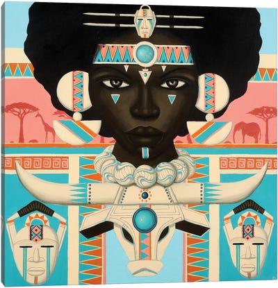 Jazarah Canvas Art Print