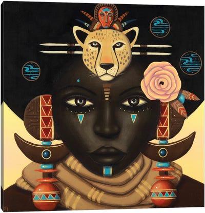 Kaceela Canvas Art Print