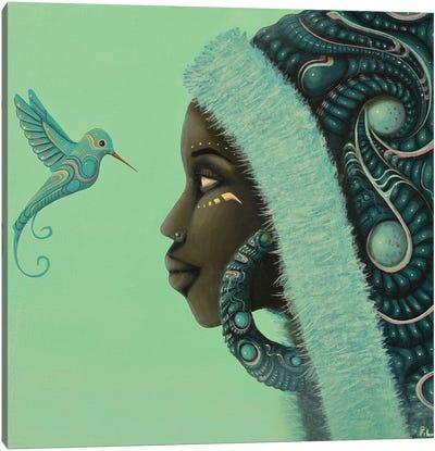 Kanoni Canvas Art Print