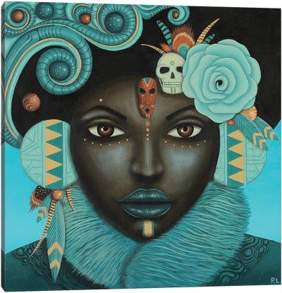 Kya Canvas Art Print