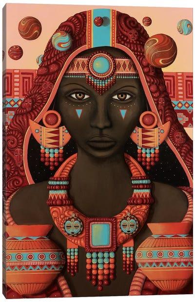 Masara Canvas Art Print