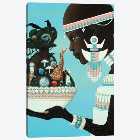 Aja Canvas Print #PLW1} by Paul Lewin Canvas Wall Art