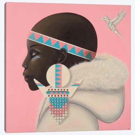 Nkiru Canvas Print #PLW23} by Paul Lewin Canvas Artwork