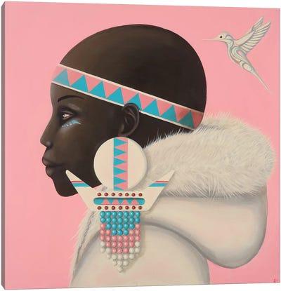 Nkiru Canvas Art Print