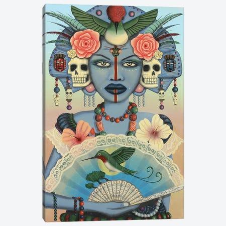 Nyarai Canvas Print #PLW25} by Paul Lewin Art Print
