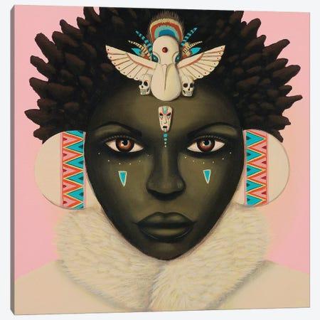 Akachi Canvas Print #PLW2} by Paul Lewin Canvas Art