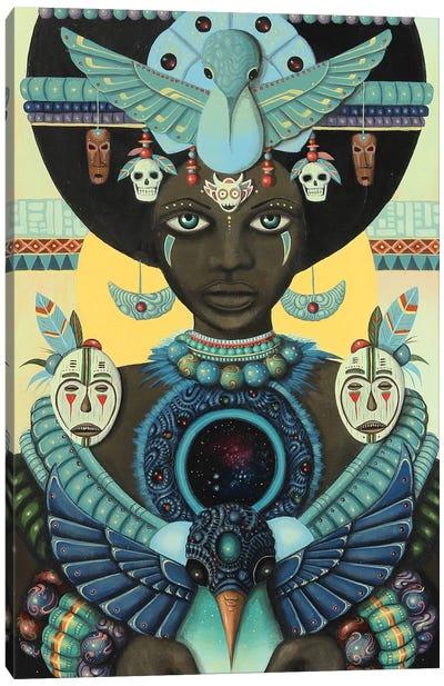Primordial Spirit Canvas Art Print