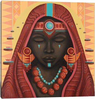 Shani Canvas Art Print