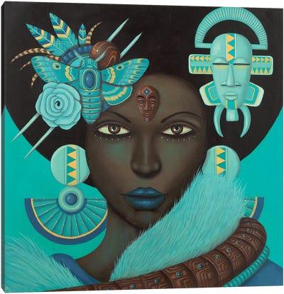Binah Canvas Art Print