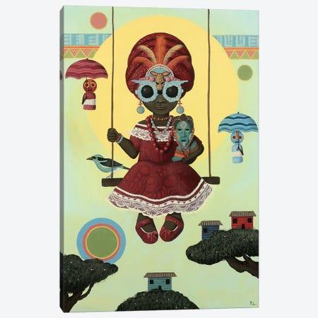 Bliss Canvas Print #PLW5} by Paul Lewin Art Print