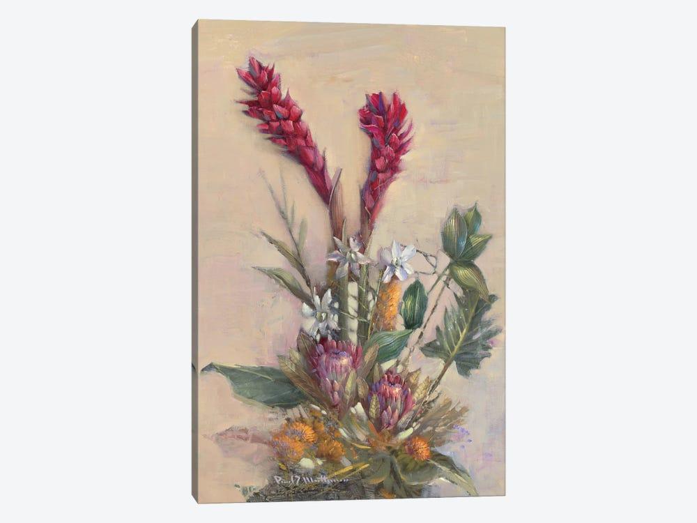 Tropical Floral by Paul Mathenia 1-piece Canvas Art