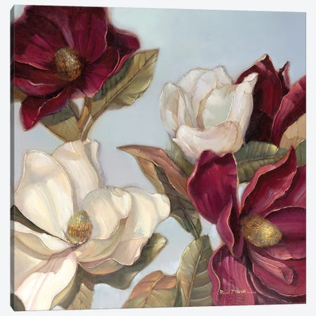 Magnolia Canvas Print #PMA6} by Paul Mathenia Canvas Art Print