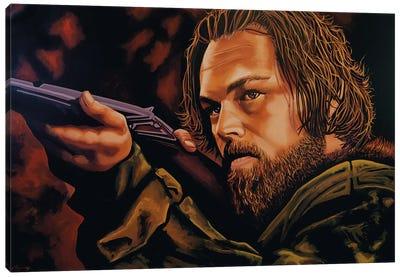Leonardo Dicaprio Canvas Art Print