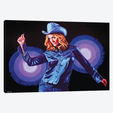 Madonna! 3-Piece Canvas #PME109} by Paul Meijering Canvas Wall Art