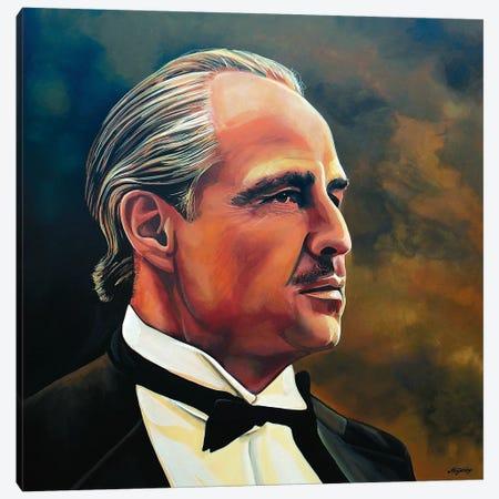 Marlon Brando Canvas Print #PME115} by Paul Meijering Canvas Art