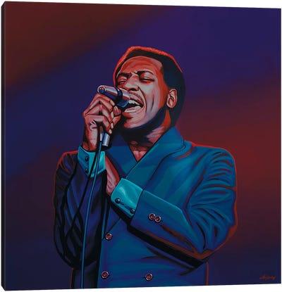 Otis Redding II Canvas Art Print