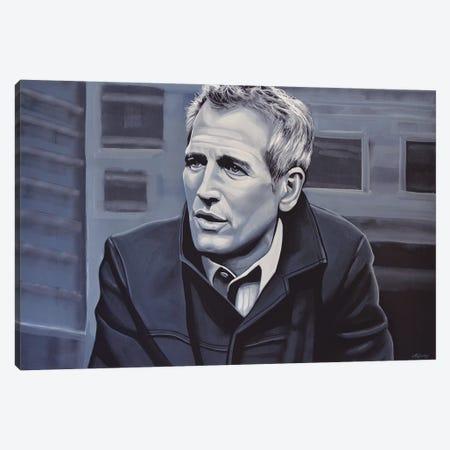 Paul Newman Canvas Print #PME131} by Paul Meijering Canvas Art Print
