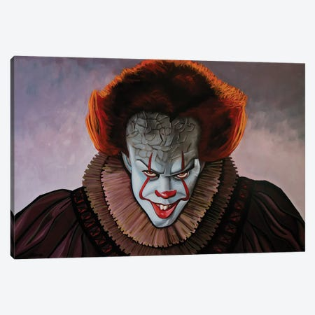 Pennywise II Canvas Print #PME132} by Paul Meijering Canvas Art Print