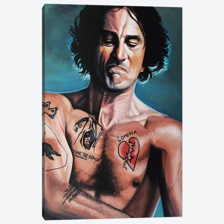 Robert De Niro II Canvas Print #PME135} by Paul Meijering Canvas Art