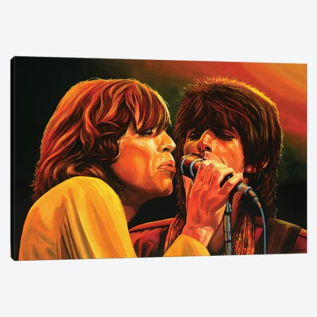 Rolling Stones Canvas Print #PME137} by Paul Meijering Canvas Wall Art