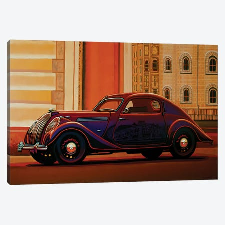 Skoda Monte Carlo Canvas Print #PME140} by Paul Meijering Canvas Wall Art