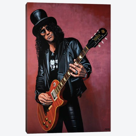 Slash Canvas Print #PME141} by Paul Meijering Canvas Artwork