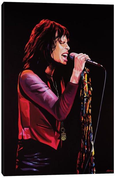 Steven Tyler Canvas Art Print
