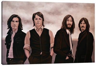 The Beatles Canvas Art Print