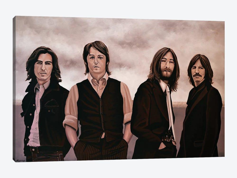 The Beatles by Paul Meijering 1-piece Canvas Artwork