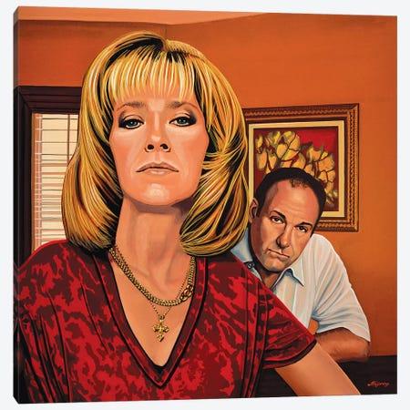 The Sopranos Canvas Print #PME151} by Paul Meijering Art Print
