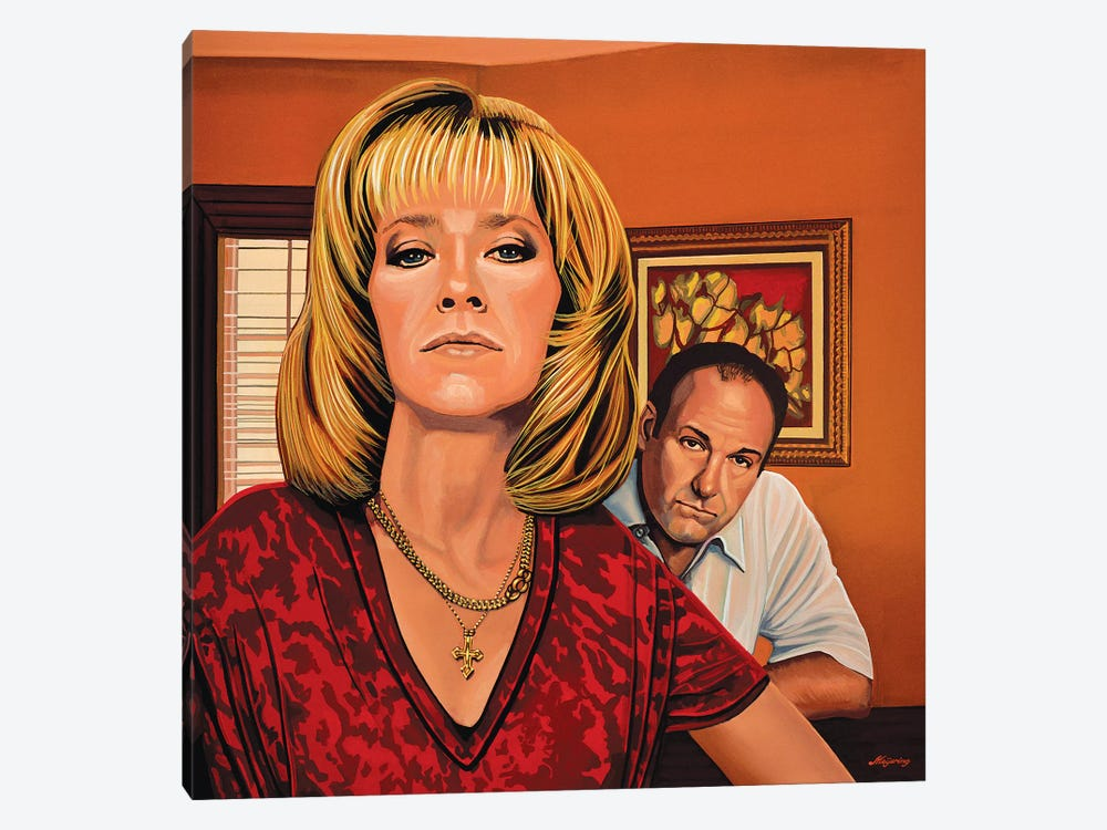 The Sopranos by Paul Meijering 1-piece Canvas Art