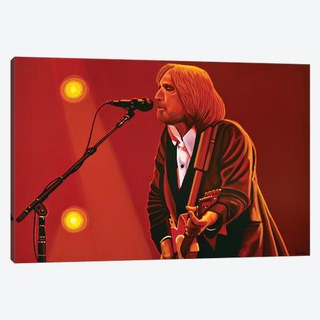 Tom Petty Canvas Print #PME155} by Paul Meijering Canvas Art