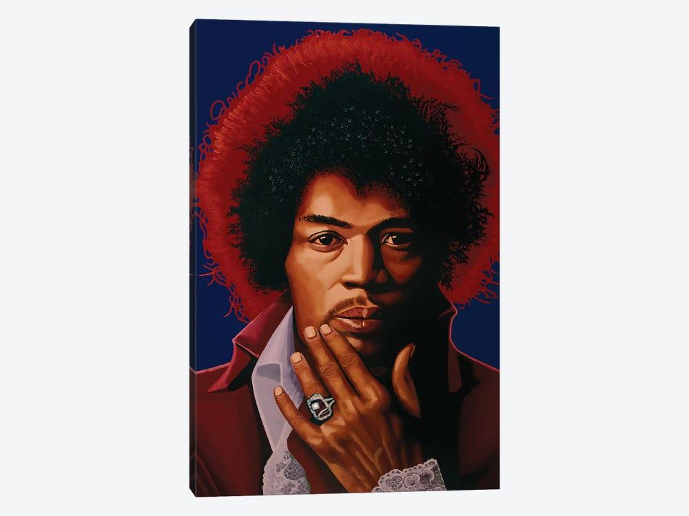 Jimi Hendrix by Paul Meijering 1-piece Art Print