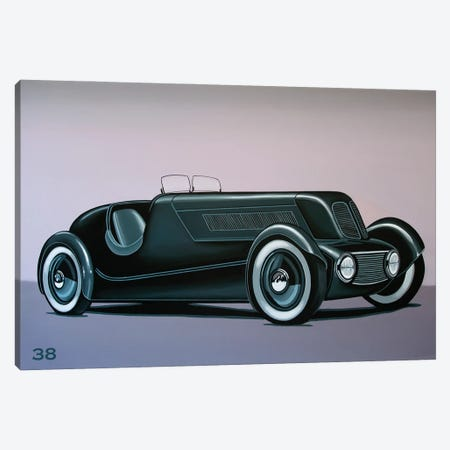 Edsel Ford Model 40 Special Speedster 1934 Canvas Print #PME166} by Paul Meijering Canvas Art Print