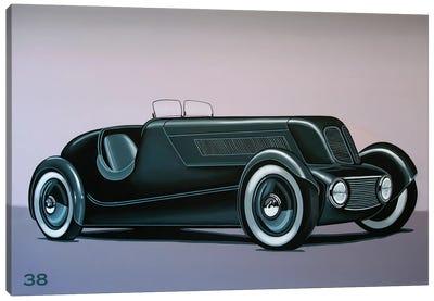 Edsel Ford Model 40 Special Speedster 1934 Canvas Art Print