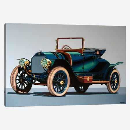 Isotta Fraschini Tipo 1911 Canvas Print #PME167} by Paul Meijering Canvas Art Print