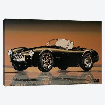 Shelby Cobra 1962 Canvas Print #PME176} by Paul Meijering Canvas Artwork
