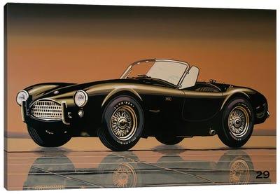 Shelby Cobra 1962 Canvas Art Print