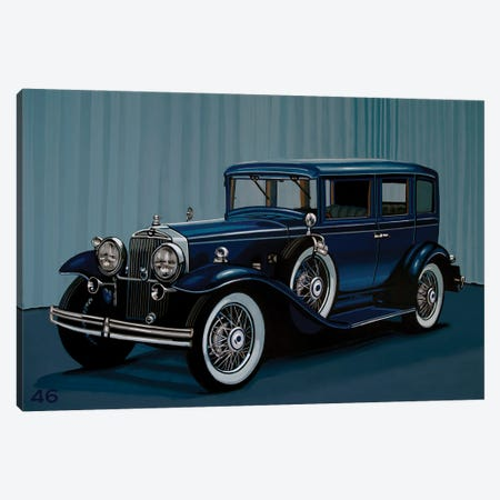Stutz DV 1932 Canvas Print #PME177} by Paul Meijering Canvas Artwork