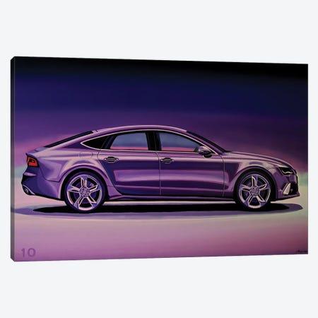 Audi RS7 2013 Canvas Print #PME182} by Paul Meijering Canvas Art