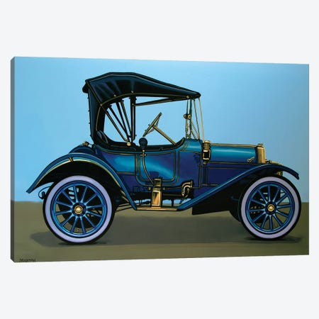 Overland 1911 Canvas Print #PME185} by Paul Meijering Canvas Art Print